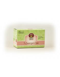 7-Zwergerl-Tee BIO Doppelkammer-Teebeutel