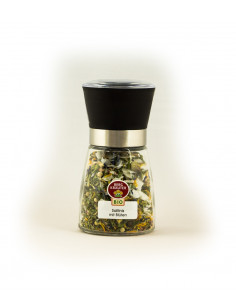 Saltinis mit Blüten BIO