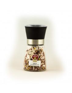 Saltinis mit Paprika-Chili BIO, Mühle