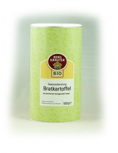 Gewürzzubereitung für Bratkartoffel BIO