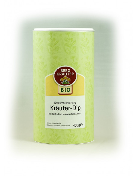 Gewürzzubereitung Kräuter-Dip BIO