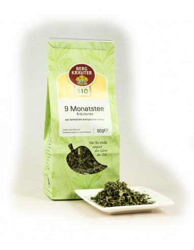 9-Monats Tee BIO