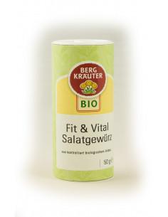 Fit & Vital Salatgewürz BIO, Dose
