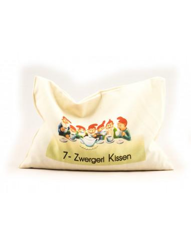 7-Zwergerl Kissen BIO