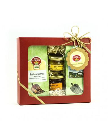 "Geschenkset ""Honigsüße Teepause"" BIO"