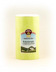 Mühlviertler Kräutersalz mit Bergkernsalz aus Österreich