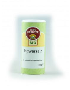 Ingwersalz BIO, Dose