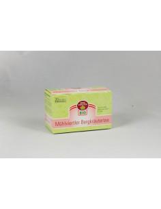 Mühlviertler Bergkräutertee BIO Doppelkammer-Teebeutel