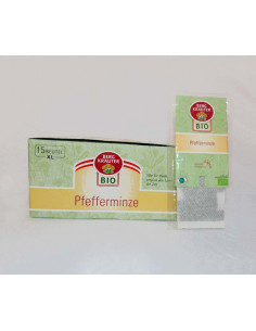 Pfefferminze XL Teebeutel